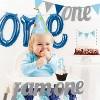 1st Birthday Boy Cake Banner - image 2 of 2