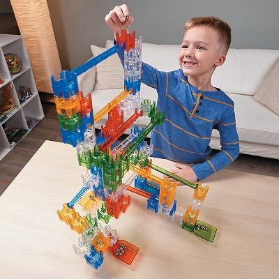 MindWare Q-Ba-Maze 2.0: Rails Builder Set - Building Toys