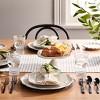 Stoneware Dinner Plate - Cream - Hearth & Hand™ with Magnolia - image 3 of 4
