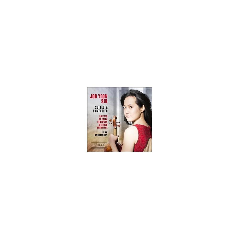 Joo Yeon Sir - Suites & Fantasies (CD)