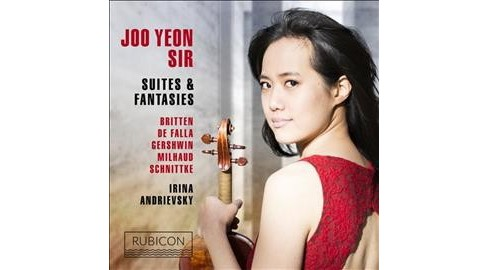 Joo Yeon Sir - Suites & Fantasies (CD) - image 1 of 1