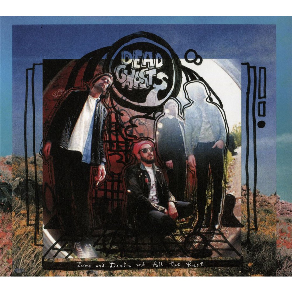 Dead Ghosts - Love And Death And All The Rest (CD)