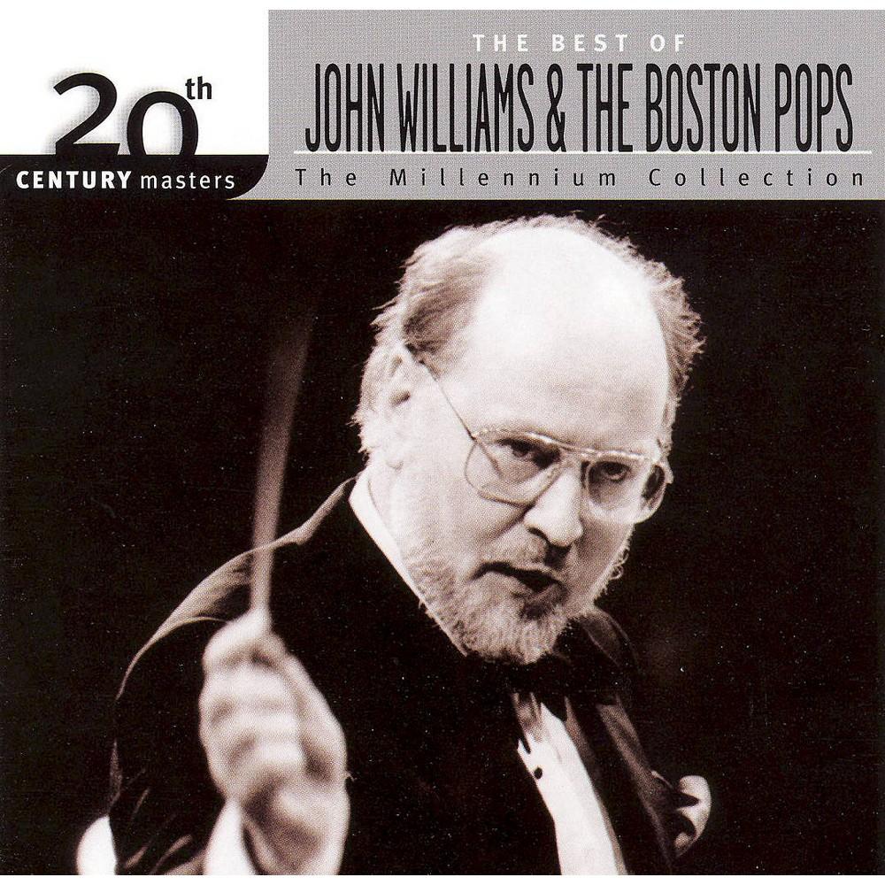 John williams - 20th century masters:Millennium colle (CD)