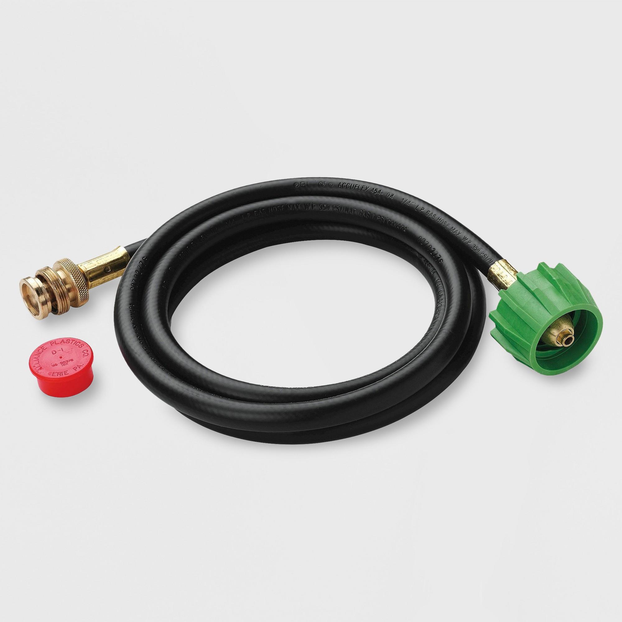 Weber Adapter Hose, Black