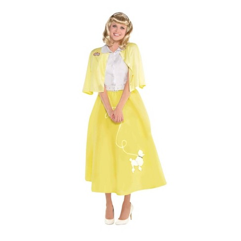 Women's Grease Summer Nights Sandy Halloween Costume - image 1 of 1