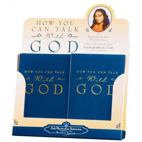 How You Can Talk with God - by  Paramahansa Yogananda (Paperback) - image 1 of 1