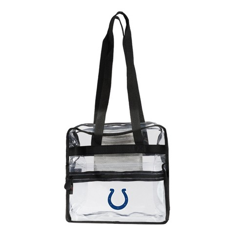 NFL Indianapolis Colts The Northwest Co. Clear Zone Stadium Tote - image 1 of 1