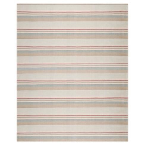 Malta Stripe Flatweave Woven Area Rug - Safavieh - image 1 of 4