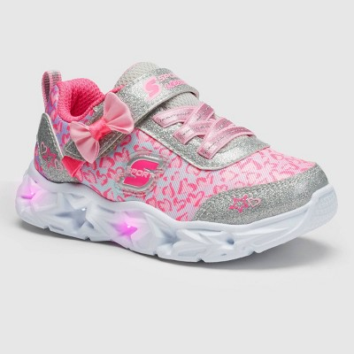 Toddler Girls' S Sport by Skechers Olyvia Light-Up Sneakers