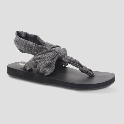 b5a98ed3ddaf Women s Tashi Sling Flip Flop Thong Sandals - Mossimo™ Gray 10   Target