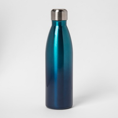 17.5oz Stainless Steel Tumbler Blue by Distributed By Target