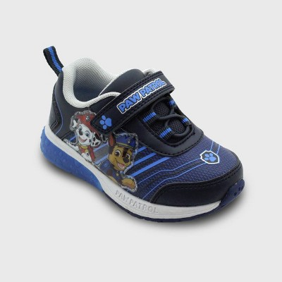 Toddler Boys' PAW Patrol Light-Up Sneakers - Blue