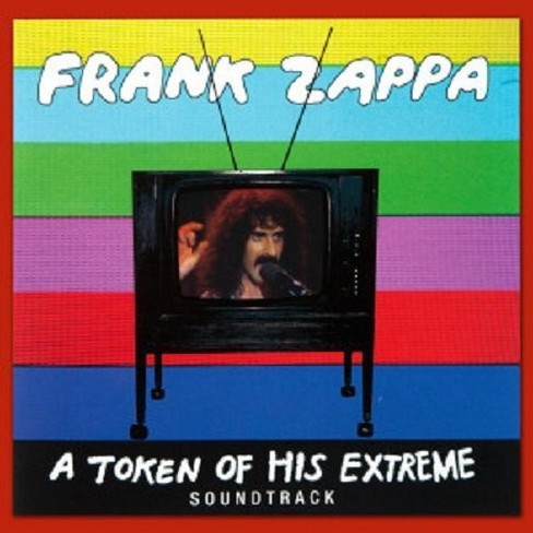Frank Zappa - Token Of His Extreme (CD) - image 1 of 1