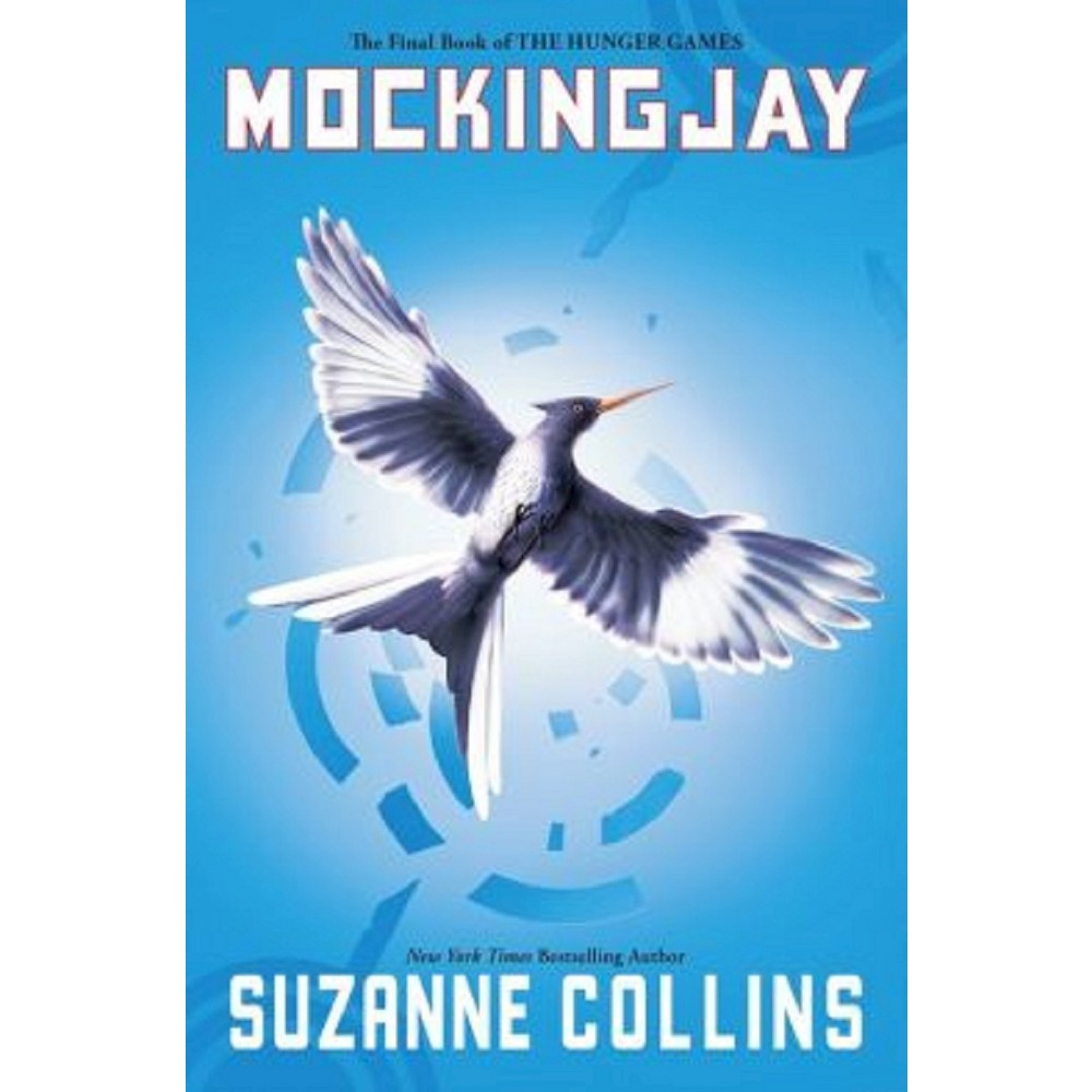 Mockingjay Hunger Games Reprint Paperback By Suzanne Collins