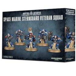 Warhammer Sternguard Veteran Squad (2015 Edition) Miniatures Box Set