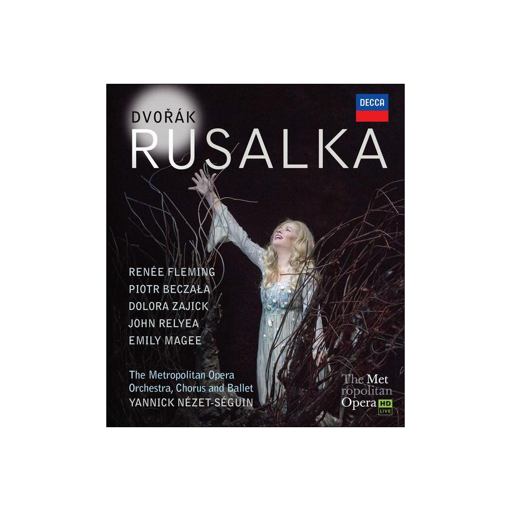 Dvorak:Rusalka (Blu-ray), Movies