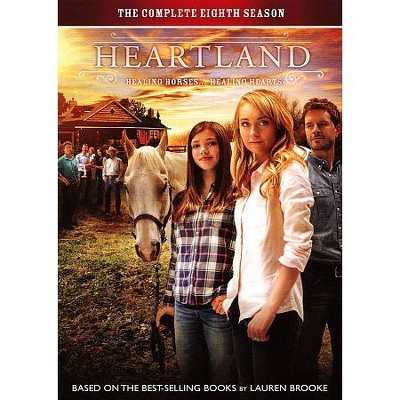Heartland:Season 8 (DVD)