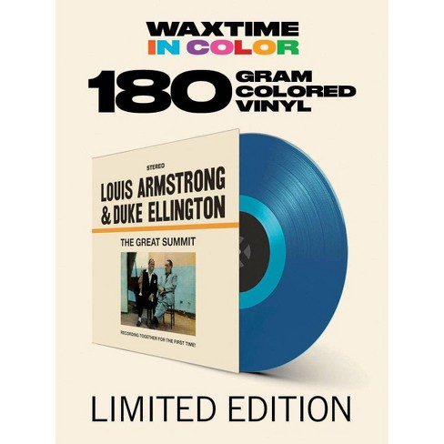 Louis Armstrong - Great Summit (Vinyl) - image 1 of 1