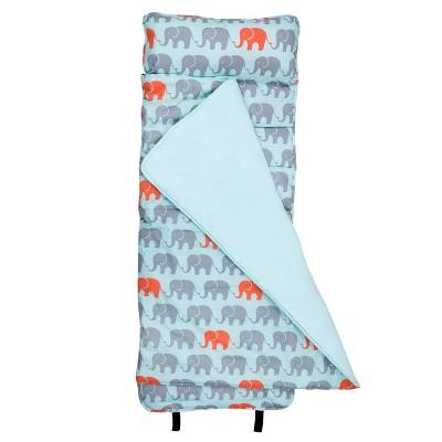 Wildkin Elephants Original Nap Mat