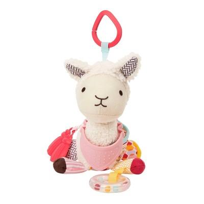 Skip Hop Bandana Buddies Stroller Toy - Llama