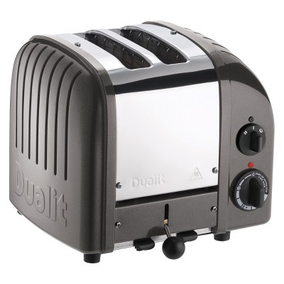 Dualit NewGen 2 Slice Toaster Metallic Charcoal - 20297