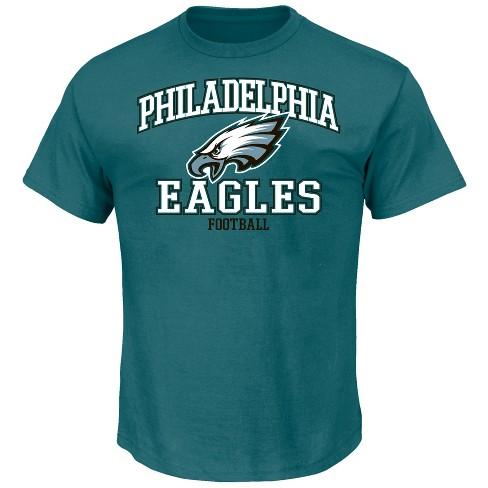 d20179835df NFL Philadelphia Eagles Men's Greatness Big & Tall T-Shirt : Target