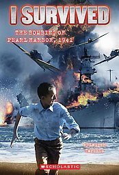 I Survived the Bombing of Pearl Harbor,  ( I Survived) (Paperback) by Lauren Tarshis