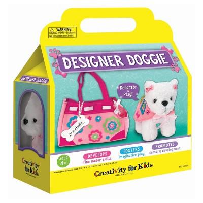 Designer Doggie Craft Kit - Creativity for Kids