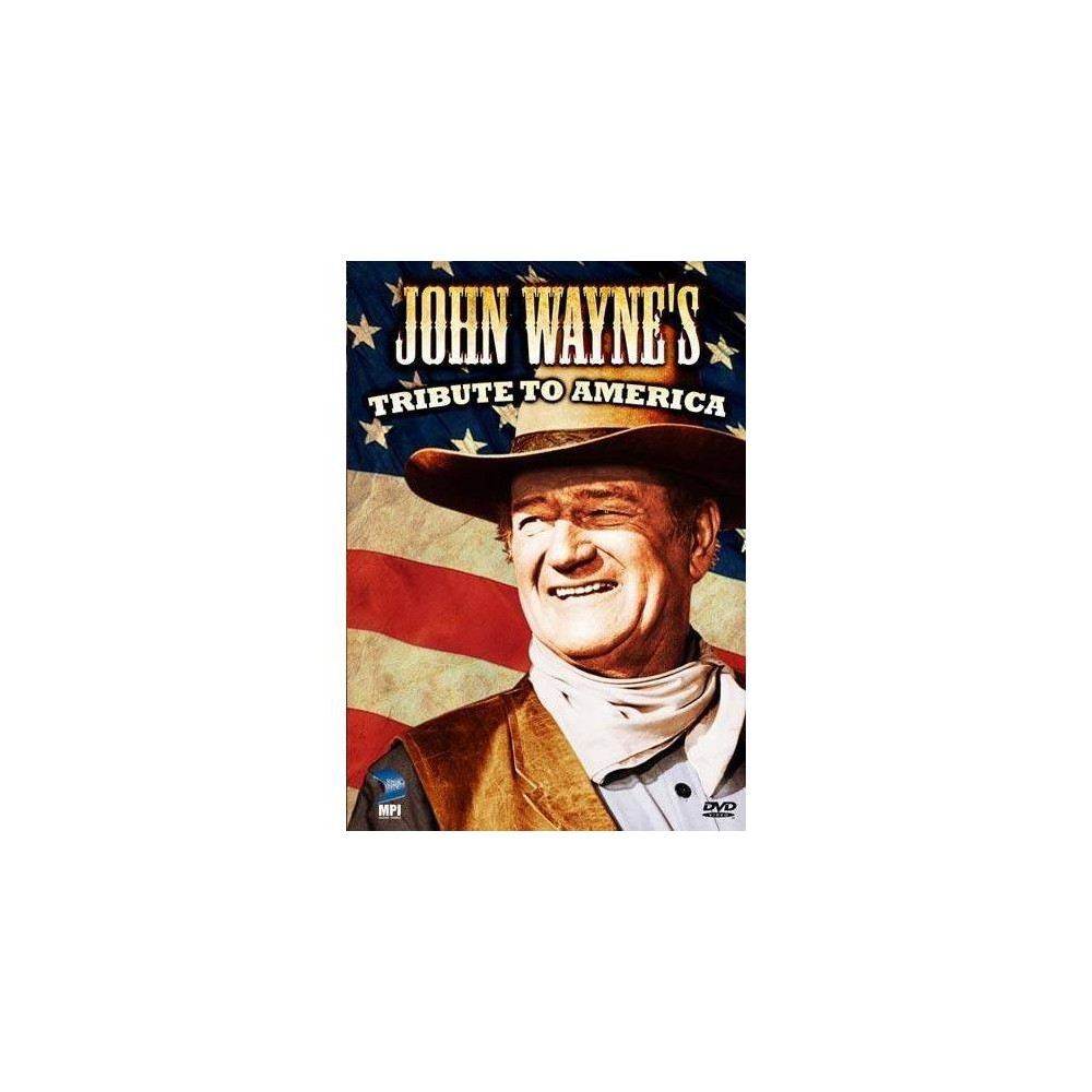 John Wayne S Tribute To America Dvd 2007