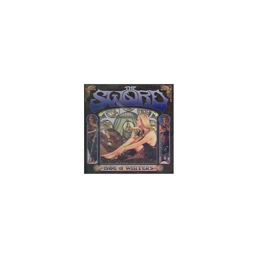 The Sword Age Of Winters Cd
