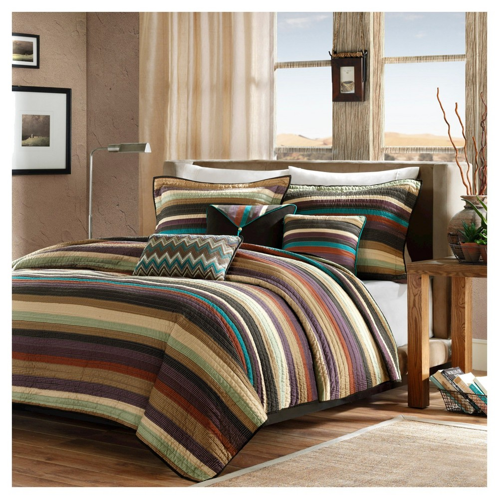 Twin Twin Xl 5pc Reyes Quilt Set