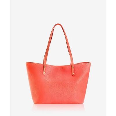 GiGi New York Orange Mini Taylor Tote Bag