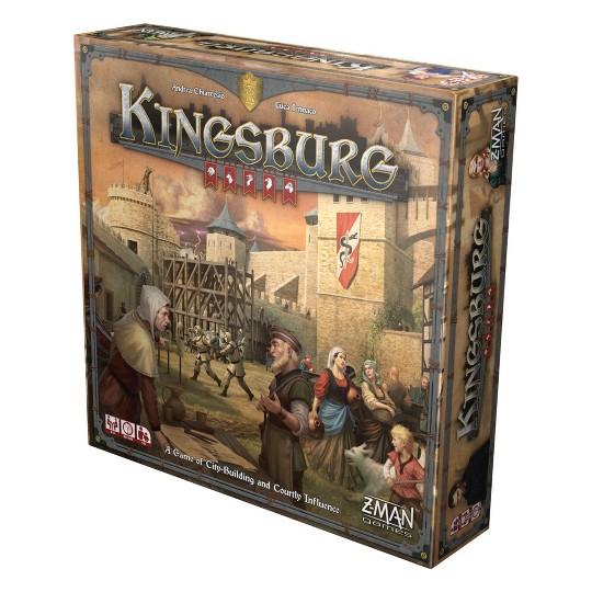 Z-Man Games Kingsburg Board Game image number null