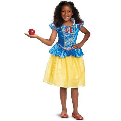 Snow White & the Seven Dwarfs 2019 Snow White Classic Child Costume
