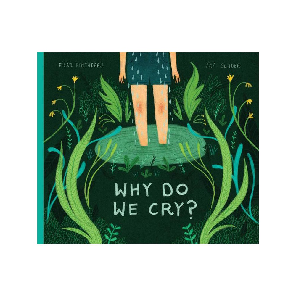 Why Do We Cry By Fran Pintadera Hardcover
