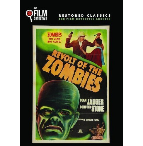 Revolt Of The Zombies (DVD) - image 1 of 1