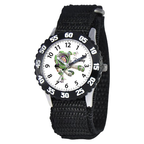 Boys' Disney Toy Story 3 Watch Black - image 1 of 5
