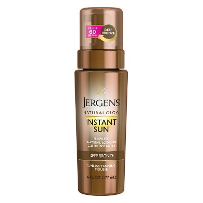 Body Lotions: Jergens Natural Glow Instant Sun Lotion