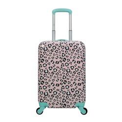 """Crckt 20"""" Kids' Hardside Spinner Suitcase - Animal Print"""