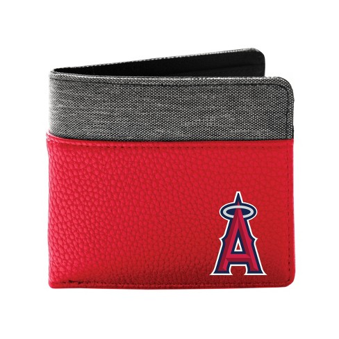 MLB Los Angeles Angels of Anaheim Pebble BiFold Wallet - image 1 of 2