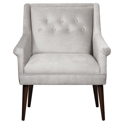 Button Tufted Chair - Skyline Furniture® - image 1 of 5