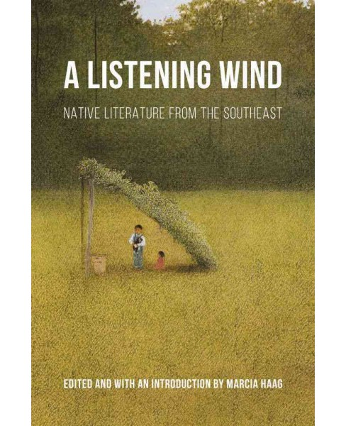 Listening Wind : Native Literature from the Southeast (Hardcover) - image 1 of 1