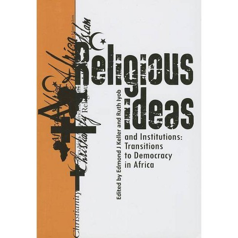 Religious Ideas and Institutions - (Paperback) - image 1 of 1