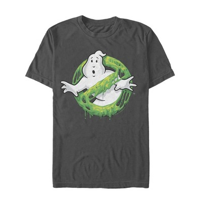 Men's Ghostbusters Slime Logo T-Shirt
