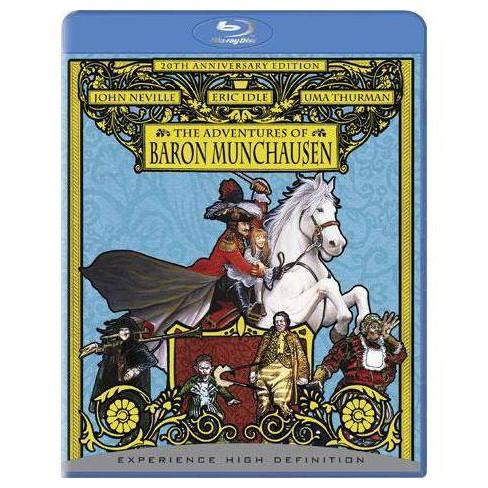 The Adventures Of Baron Munchausen (Blu-ray) - image 1 of 1