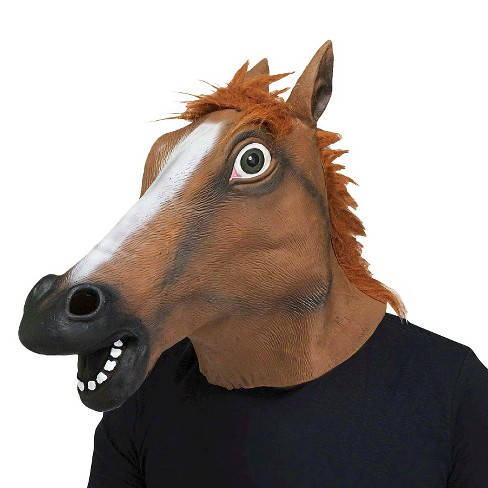 Adult Horse Head Mask - image 1 of 1