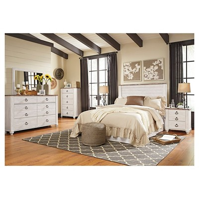 Willowton Nightstand Collection - Signature Design By Ashley