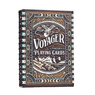 Voyager Playing Card Game : Target