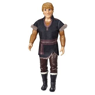 Disney Frozen 2 Kristoff Fashion Doll With Brown Outfit