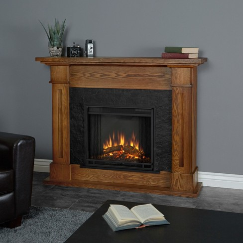 Real Flame - Kipling Electric Fireplace - image 1 of 6